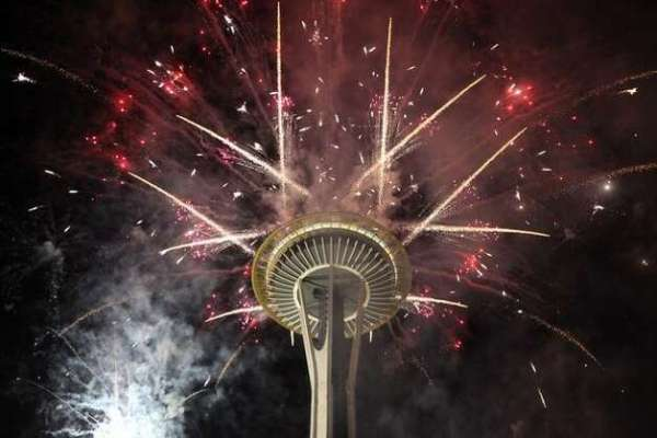 Where are fireworks legal in King County? - seattlepi.com