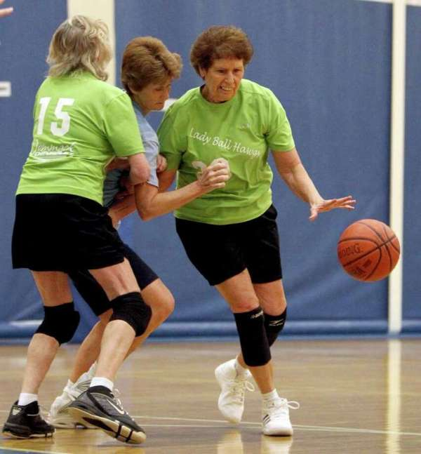 Senior women's hoops event grows - San Antonio Express-News