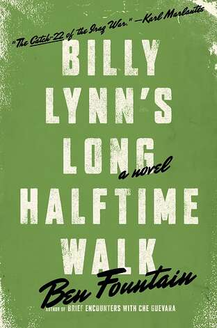 Billy Lynn's Long Halftime Walk, by Ben Fountain Photo: Thorne Anderson