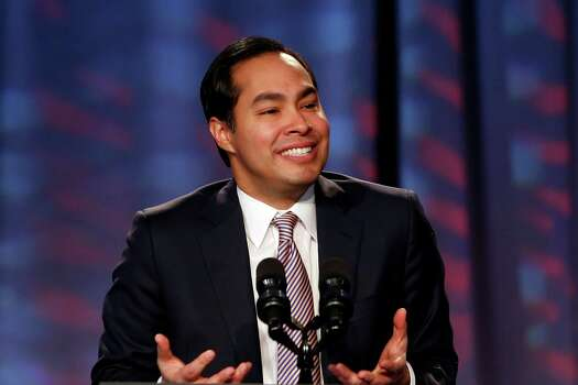 Latinos across the nation have mixed feelings Mayor Julian Castro joining Team Obama by becoming secretary of Housing and Urban Development. Photo: Associated Press / AP