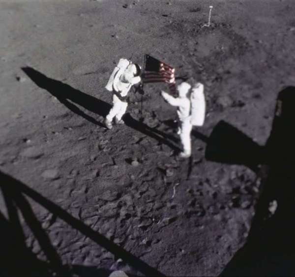 Stanley Kubrick fake moon landing conspiracy theory just