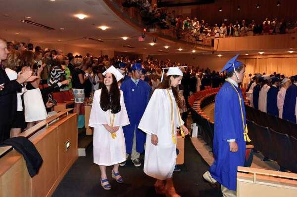 Darien High School Graduation 2015 - StamfordAdvocate