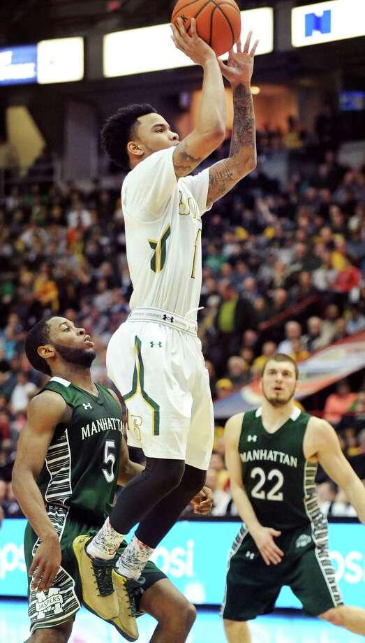 Siena men's basketball advances to MAAC Tournament ...