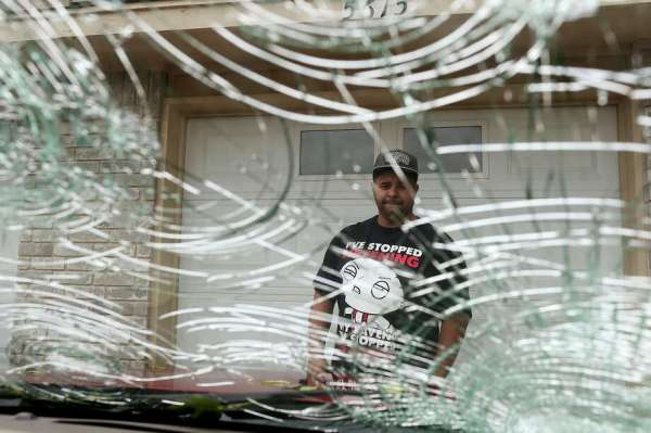 San Antonio hail storm Texas' costliest, council says ...
