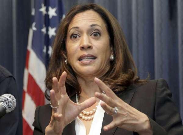 Harris has big lead on Sanchez in Senate race, poll shows ...