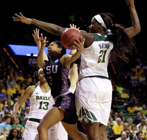 Baylor beats TSU by women's Tournament-record 89 points ...