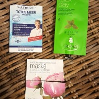 A couple of face masks, some good, some not so...
