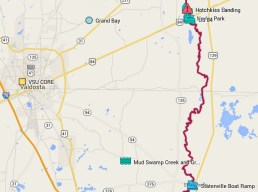 705x526 ARWT South, in Alapaha River Water Trail, by John S. Quarterman, for WWALS.net, 1 March 2015