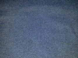 Indigo Dyed Cotton Satinet