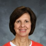Kim Pattison's school picture