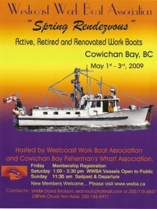 2009 Spring Cowichan Bay