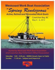 2012 Spring Cowichan Bay