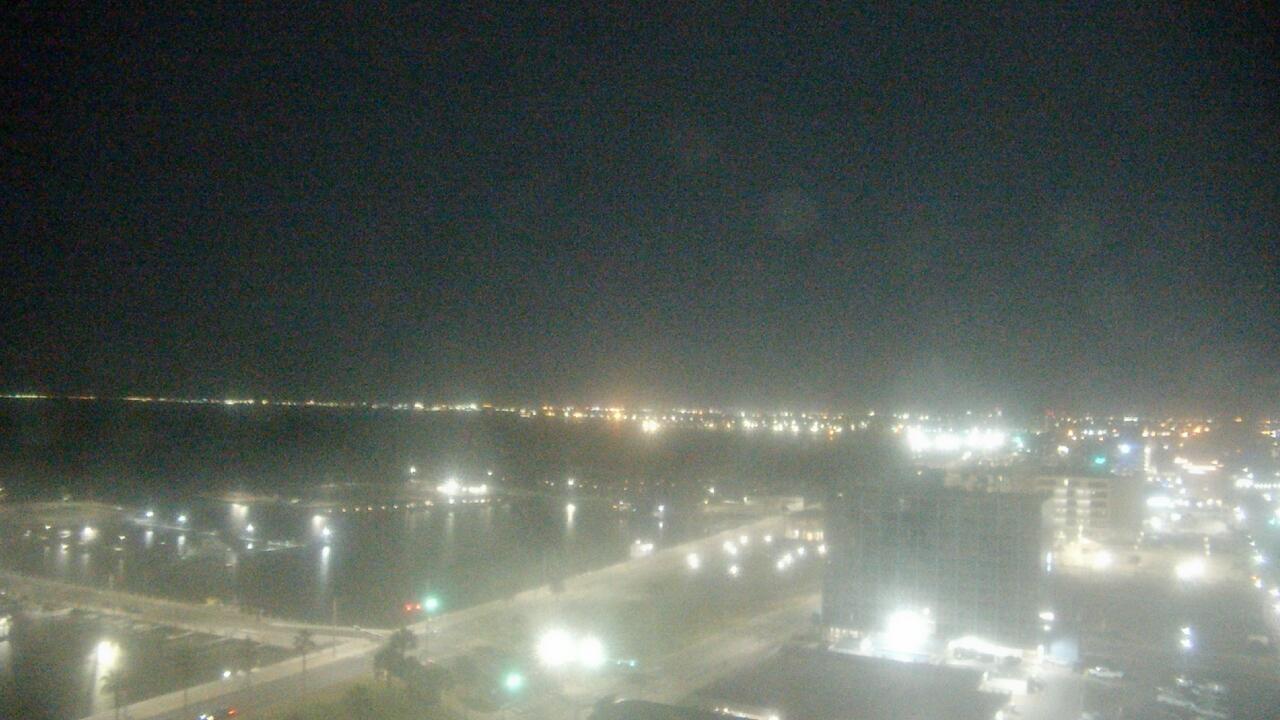 Rockport Coverage News Hurricane Day Harvey