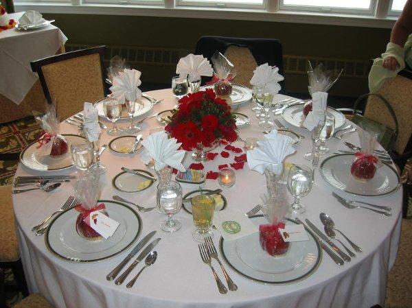 Fall Wedding Entree Ideas