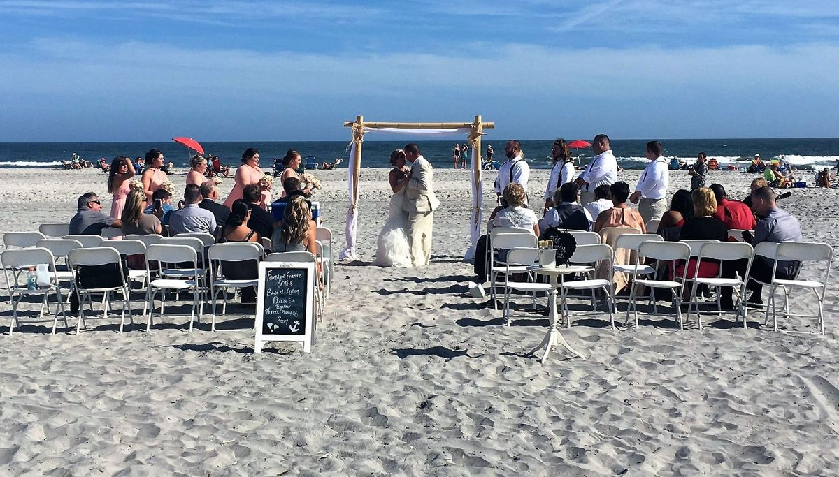 Beach Wedding Reception Ideas Budget
