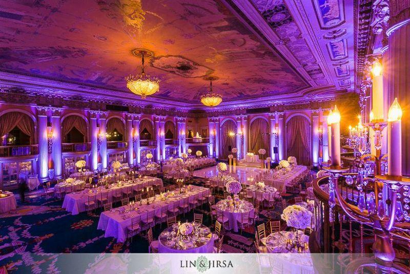 Biltmore Wedding Cost.Millennium Biltmore Hotel Los Angeles Wedding Cost Deweddingjpg Com