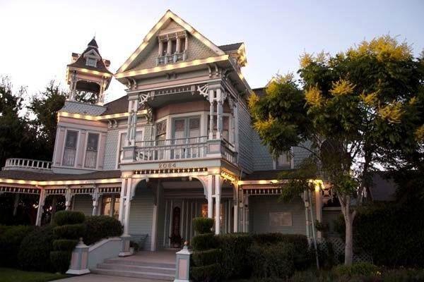 Edwards Mansion Venue Redlands CA WeddingWire