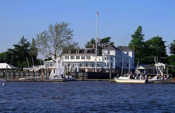 Corinthian Yacht Club Of Philadelphia Venue Essington