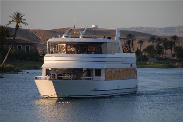 Lake Las Vegas Weddings Yacht