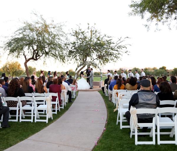 Wedgewood Palm Valley Goodyear AZ Wedding Venue