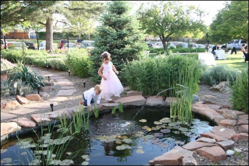 botanical gardens albuquerque wedding | deweddingjpg.com