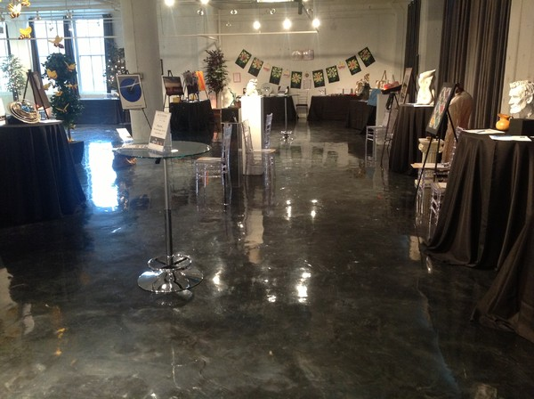 The Foundry At Glassworks Louisville Ky Wedding Venue