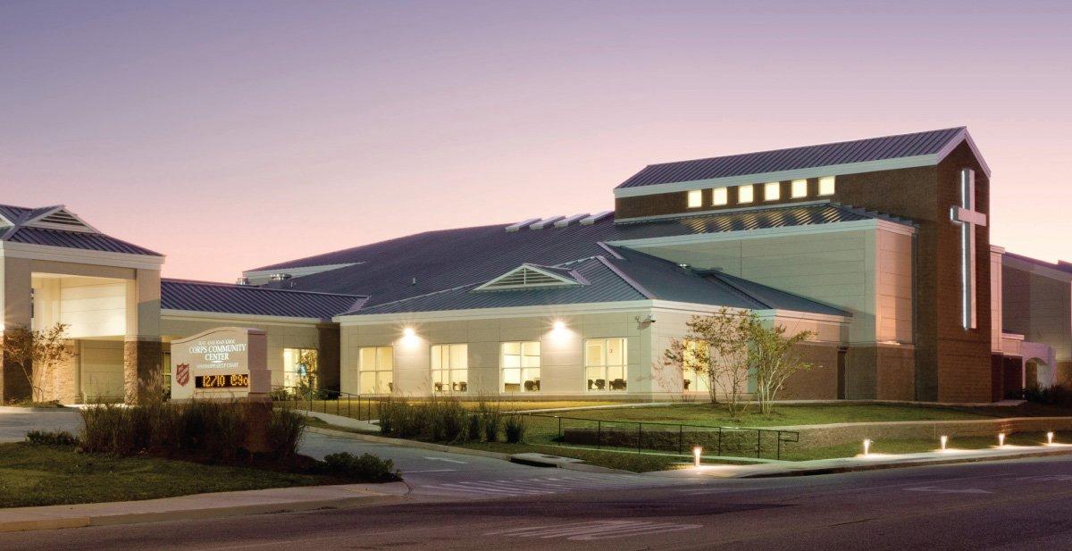 Kroc Center MS Coast, Wedding Ceremony & Reception Venue