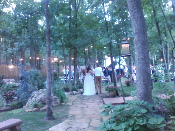 The Hidden Porch Wedding Chapel And Gardens Catoosa OK