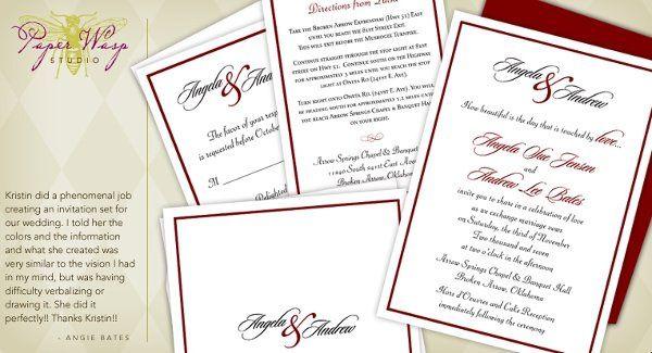 Custom Invitations Tulsa Ok