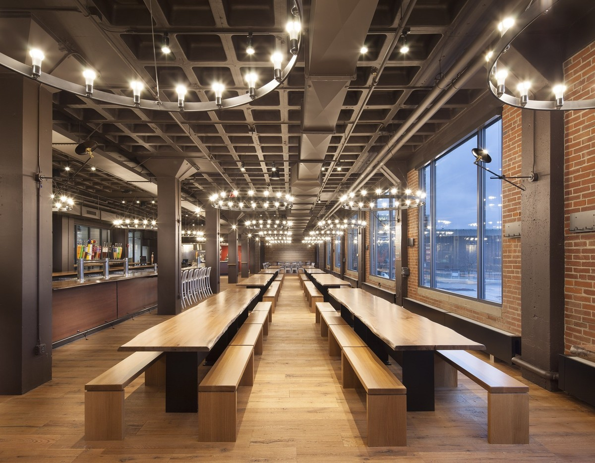 Harpoon Brewery Venue Boston MA WeddingWire