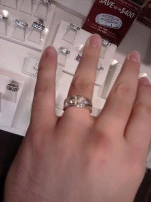 6mm Rings And 8mm Rings Weddings Wedding Forums