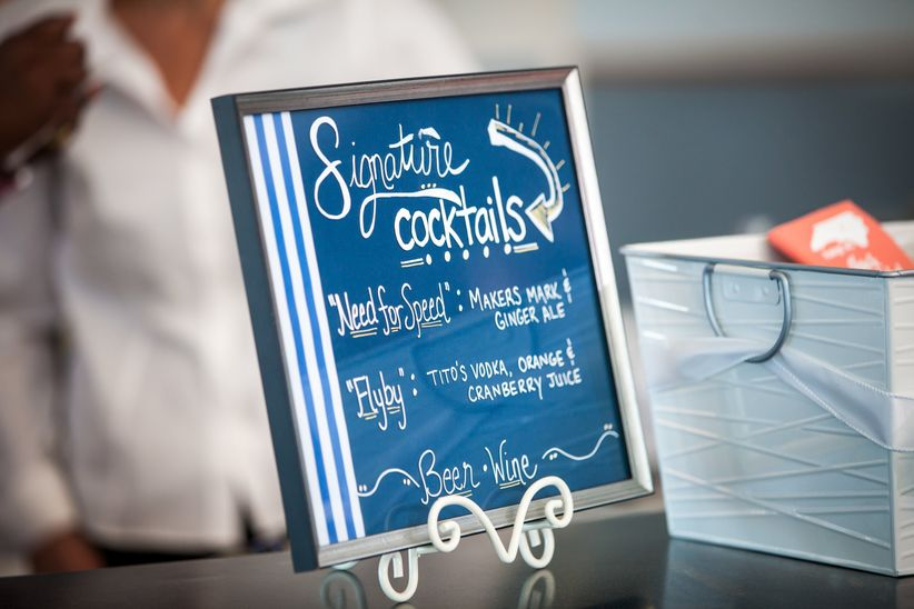 12 Clever Signature Cocktail Names WeddingWire