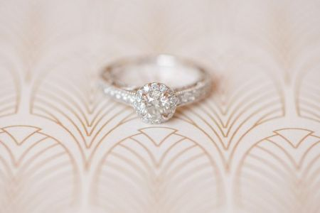 How to Clean an Engagement Ring at Home   WeddingWire How to Clean an Engagement Ring at Home
