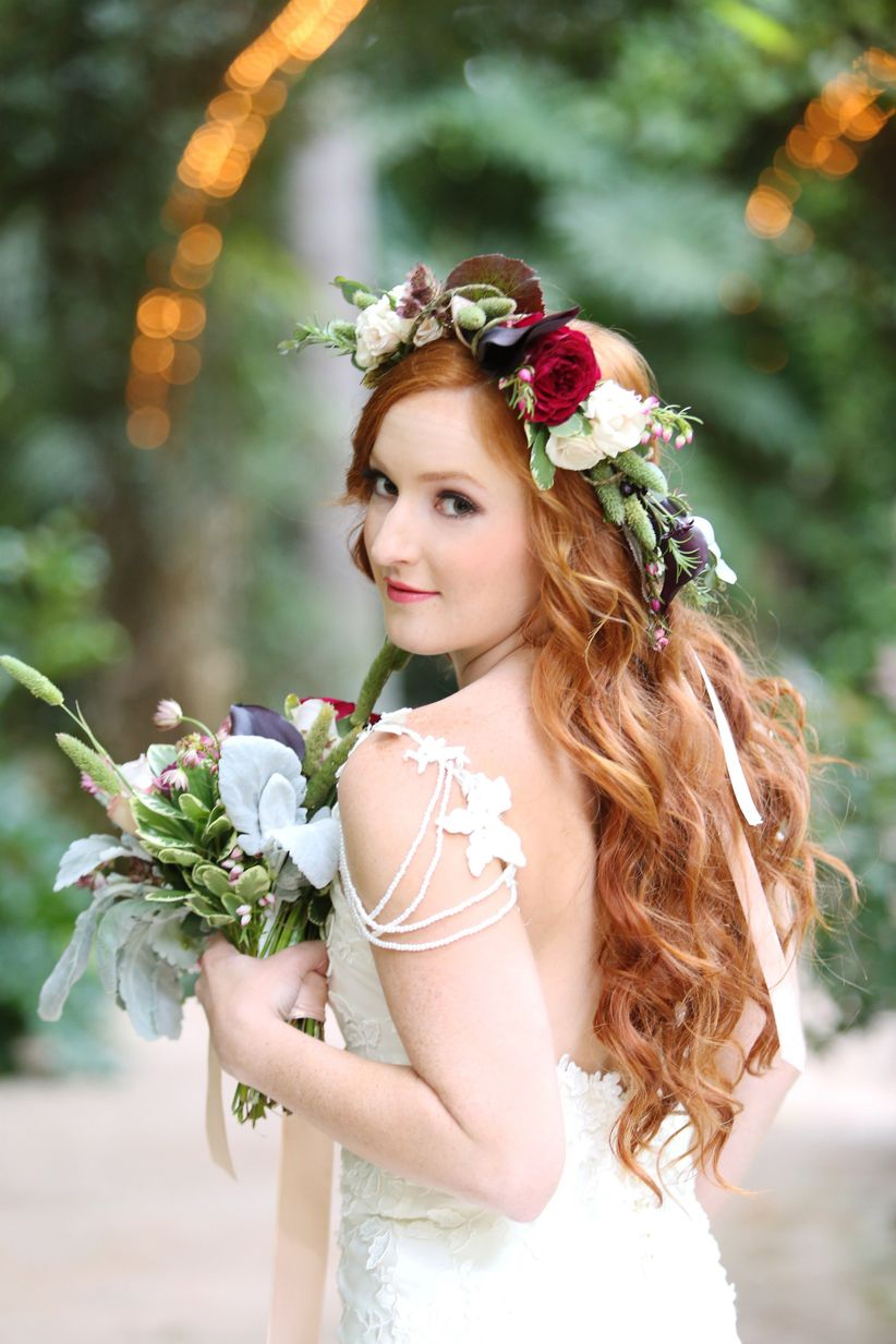 10 Wedding Hairstyles For Long Hair Youll Def Want To