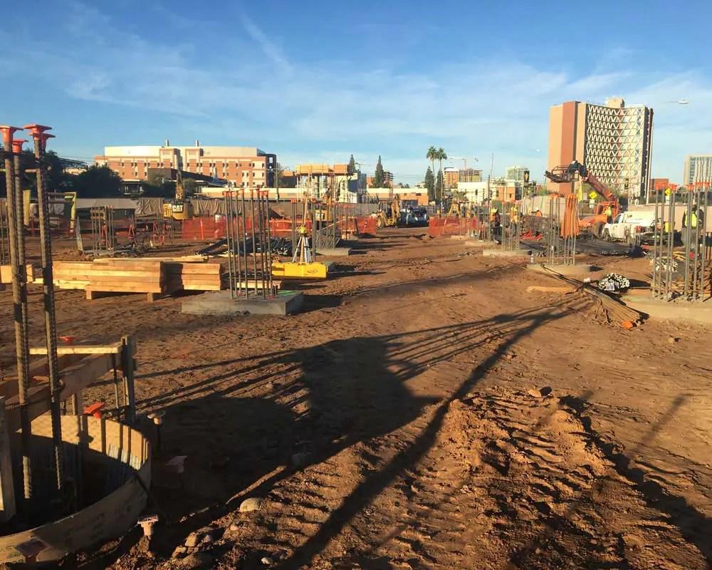 Arizona State University Job Site Job Site