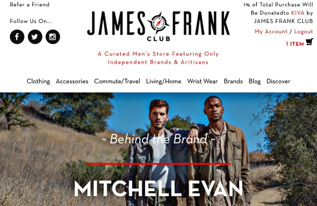 James Frank Club