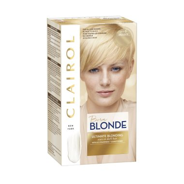 clairol, the best color for blonde hair for dark hair