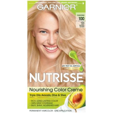 garnier, best blonde hair color for dark hair