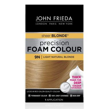 john frieda, best blonde hair color for dark hair
