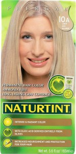 naturtint, the best color for blonde hair for dark hair