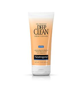neutrogena deep clean cream cleanser, best amazon prime day 2021 beauty deals