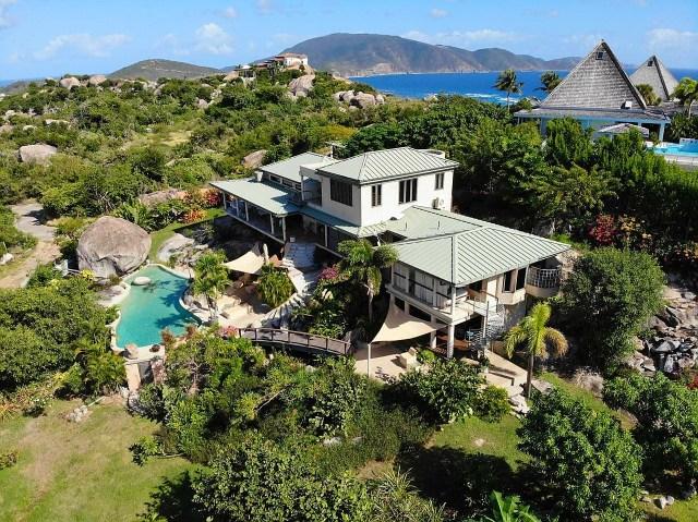 B. Michael will be designing home decor for the Symbio Villa in Virgin Gorda.