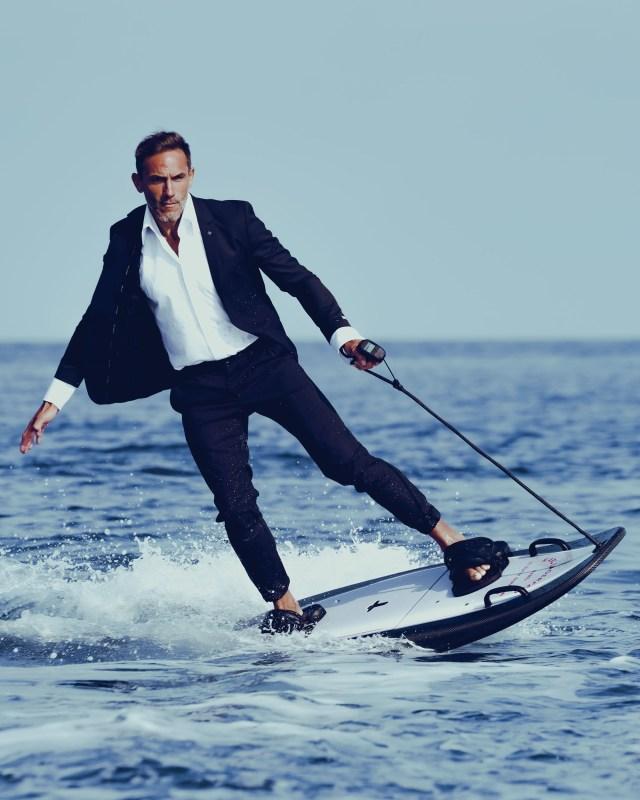 Karl Lagerfeld X Esurf