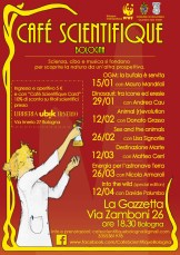 Café Scientifique 2015