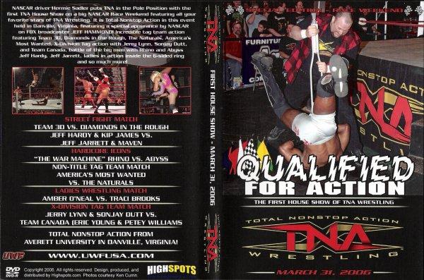 TNA WWF Old School