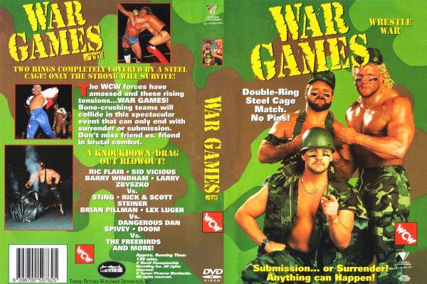 WCW WWF Old School