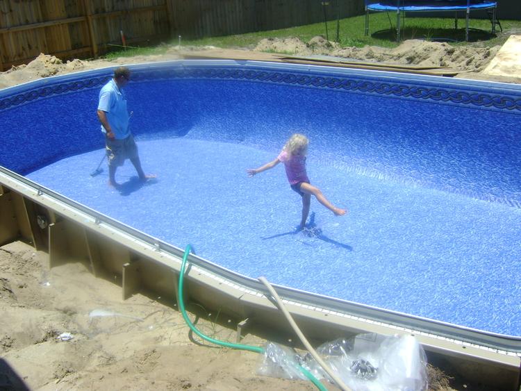 Inground Pool Kits Financing Swimming Pools Photos