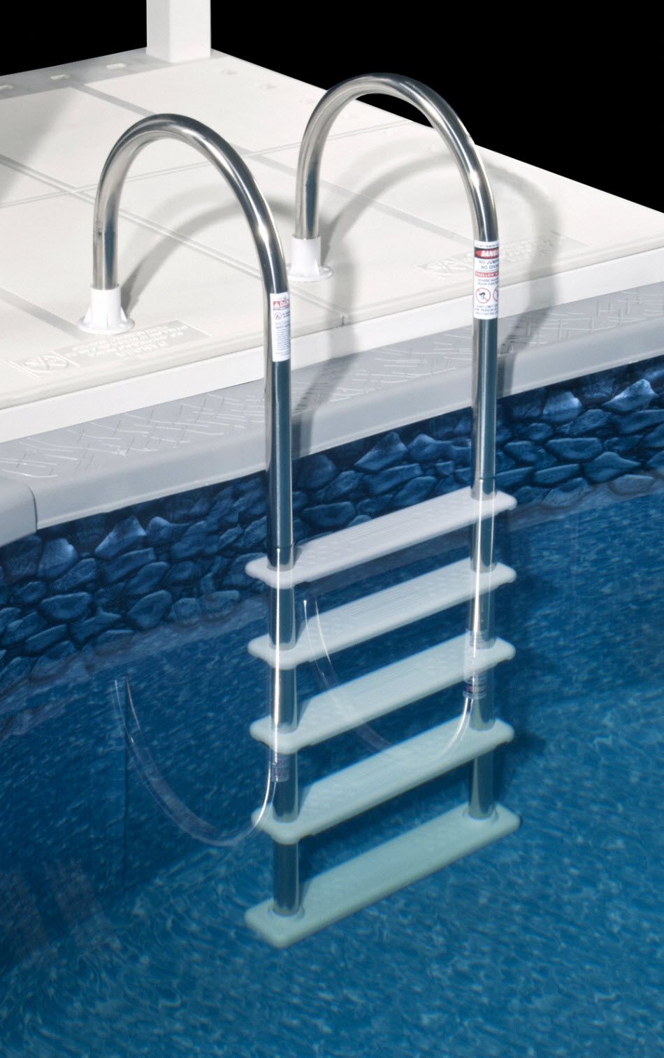 Inground Pool Steps And Ladders Swimming Pools Photos