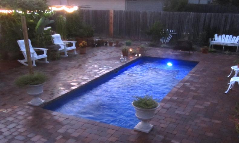 Small Inground Pools Cost Swimming Pools Photos
