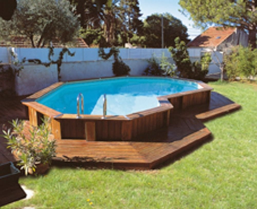 Best above ground pool for unlevel ground   Journal of ... on Unlevel Backyard Ideas id=94053